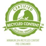 Several TechniStone® products contain high percentages of recycled content